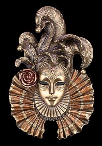 Venezianische Maske - Rosenblüte - Veronese