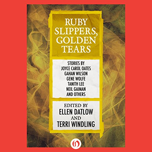 Couverture de Ruby Slippers, Golden Tears