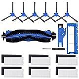 Modello compatibile: gli accessori 'aspirapolvere robotico 100 % compatibile con Goovi D380, D382 (Goovi 1600PA), Goovi di ONSON F007C (Goovi 2000PA), Goovi di ONSON J10C (Goovi 2100PA), Coredy R3500, R3500S, R650, Robot aspirapolvere R750 (R700), R5...