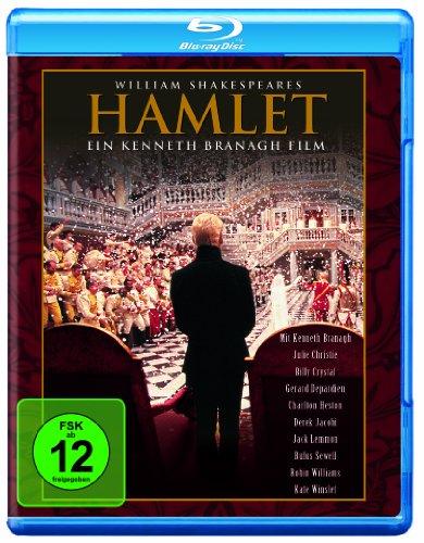 Hamlet [Alemania] [Blu-ray]