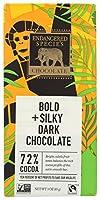 Endangered Species Chocolate Bold Silky Dark Chocolate 3 oz 85 g