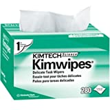 Kimberly-Clark Kimtech Science Kimwipes Wipers (280 Wipes, Pack of 60)