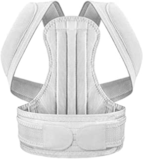 Yxian Posture Corrector for Men and Women Adjustable Support Brace Provides Lumbar Support/Adult - Child,A,XL