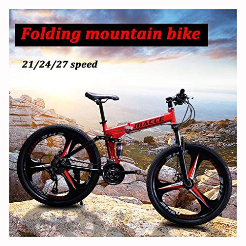Faltendes Mountainbike 26 Zoll, 21/24/27...