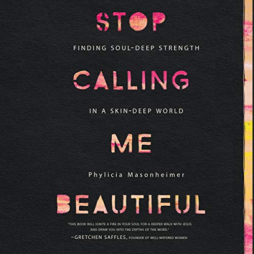 Stop Calling Me Beautiful audiobook cover art