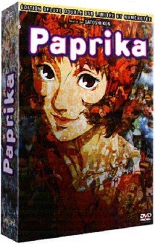 Paprika [Édition Deluxe Limitée et numérotée]