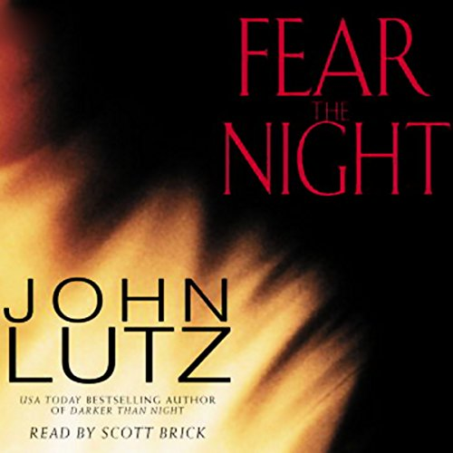 Fear the Night audiobook cover art