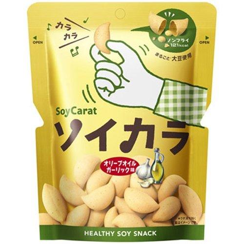 大塚製薬『ソイカラ オリーブオイルガーリック味』