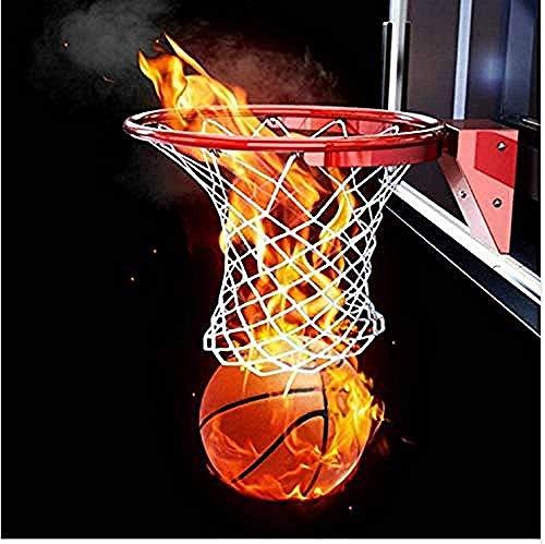 LKAZLL Kit de pintura al óleo digital DIY para adultos y niños principiantes baloncesto 16 x 20 pulgadas