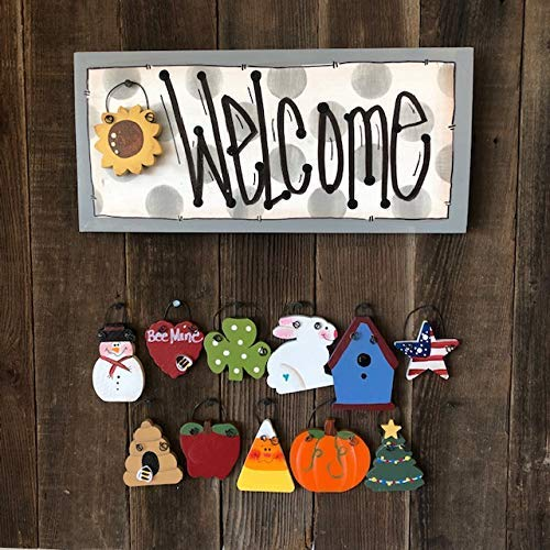 Mini Welcome Limited time for free shipping Gray Max 76% OFF Sign