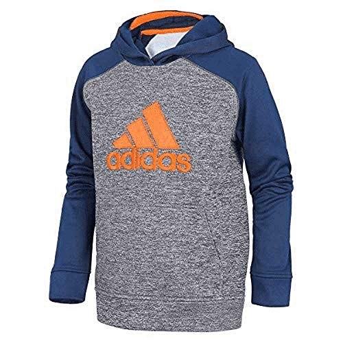 adidas Jungen, Jungen, Marineblau / Orange, XL - 18/20