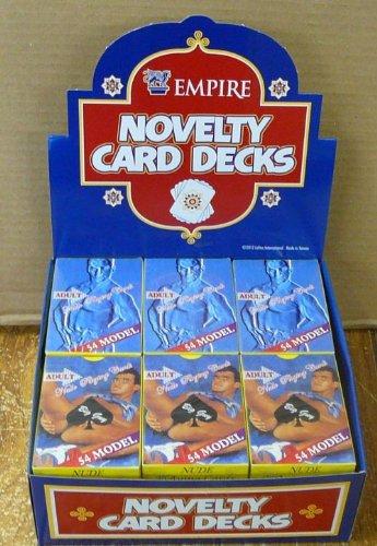 Nude Cards (Male)