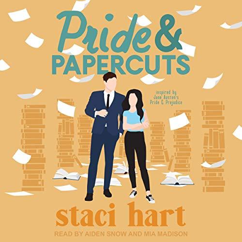 Pride & Papercuts cover art