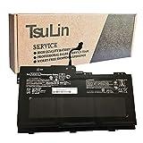 TsuLin AI06XL HSTNN-C86C Laptop Battery Replacement for HP ZBook 17 G3 Series Notebook 808397-421 808451-001 808451-002 HSTNN-LB6X AI06096XL 11.4V 96Wh 8420mAh