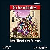 Die Feriendetektive: Das Rätsel des Sultans (Audio-CD): Ulf Blancks erfolgreiche Urlaubs-Krimi-Reihe als Hörspiel für Kinder ab 7 Jahren