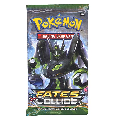 Pokémon 1 Pokemon Xy Fates Collide Booster Pack English Edition