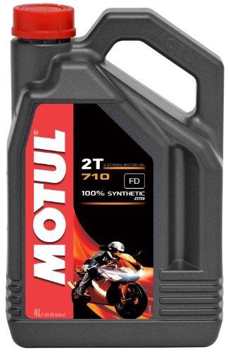 Motul 710 Synthetic 2T Motor Oil - 4L. 837341 by Motul
