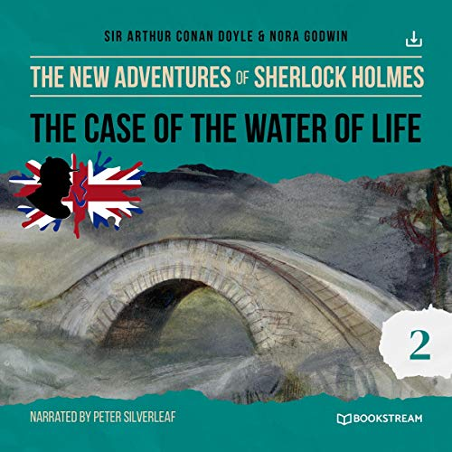 The Case of the Water of Life cover art