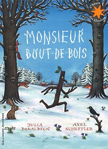 Monsieur Bout-de-Bois - L'heure des histoires - De 4 à 7 ans