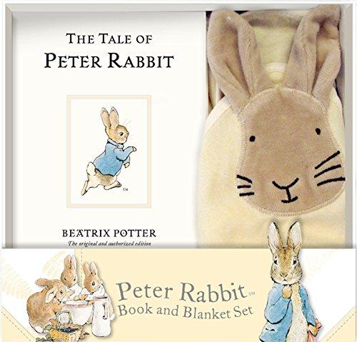 Peter Rabbit Book and Blanket Set