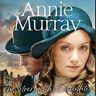 The Silversmith's Daughter audiobook cover art