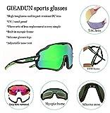 Zoom IMG-2 garing polarizzati occhiali ciclismo 3