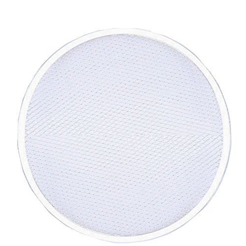 7 Different Size Aluminum Flat Mesh Pizza Screen Round Baking Tray Net Kitchen Tools Hot