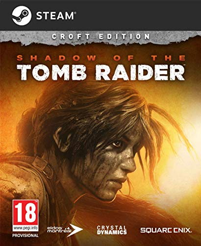 Shadow of the Tomb Raider - Digital Croft Edition | Código Steam para PC