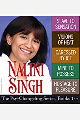 Nalini Singh: The Psy-Changeling Series Books 1-5 (Psy-Changeling Omnibuses) Kindle Edition