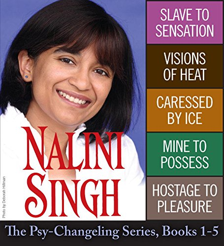 Nalini Singh: The Psy-Changeling Series Books 1-5 (Psy-Changeling Omnibuses) (English Edition)