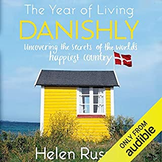Page de couverture de The Year of Living Danishly