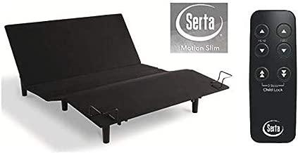 Serta Motion Slim Twin XL Adjustable Bed Base