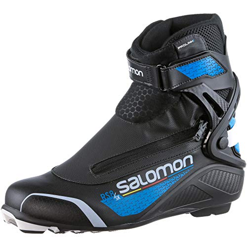 Salomon Herren XC SHOES RS8 PROLINK Langlaufschuhe schwarz 9.5