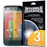 Rearth Invisible Defender Premium HD Clear Protector de Pantalla para Motorola Moto G 2013/2014