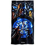 Disney Star Wars Beach Towel - Darth Vader 60x30