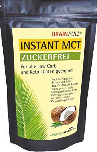 Instant MCT Pulver Zuckerfrei