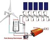 kit solar vivienda