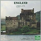 England Landscape Calendar 2022: Official England Calendar 2022, 16 Month Calendar 2022