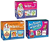 Product 1: Visual Discrimination Product 1: Early Learning Concepts Product 1: Improve ability to Ask and Answer Questions Product 2: Visual Discrimination Product 2: Early Learning Concepts Product 2: Improve ability to Ask and Answer Questions Prod...