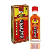 Safflower Oil Arthritis Cream Pain Relieving Ointment Gout Muscle Joints V3O2 (25ml)