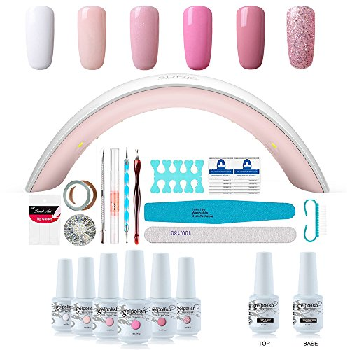 Gel Nail Polish Starter Kit