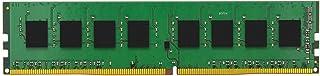 Kingston 4GB 2400MHz DDR4 Non-ECC PC Memory ValueRam 4GB 2400MHz DIMM KVR24N17S6/4