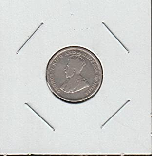 1926 UK Crowned Bust Left Dime Very Fine
