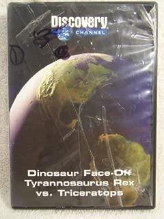 Dinosaur Face-Off: Tyrannosaurus Rex vs. Triceratops