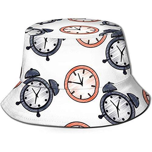 Preisvergleich Produktbild Well I do! Bucket Hat Sonnenhut für Männer / Frauen,  Wecker mit breiter Krempe,  Fischerhut