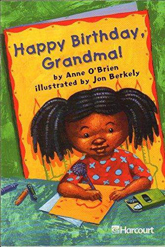 Harcourt School Publishers Trophies: Ell Reader Grade 2 Happy Birthday,...