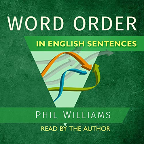 『Word Order in English Sentences』のカバーアート