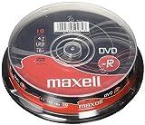 Maxell M168 - Pack de 10