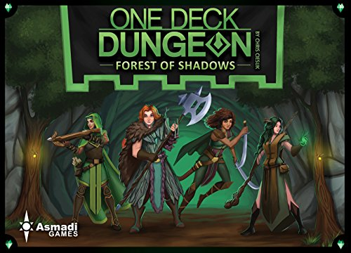 One Deck Dungeon - Forest of Shadows Games