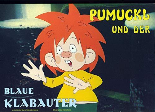 Pumuckl und der blaue Klabauter - Aushangfoto A4 21x29cm - 4 Stück-G1